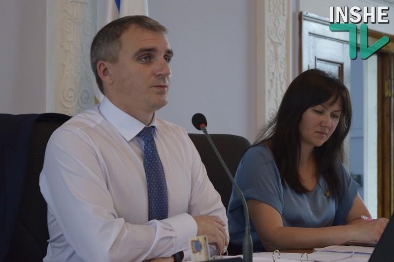 Николаевские депутаты делегировали мэру право продлевать договора аренды земли, если по ним не будет решений сессий горсовета