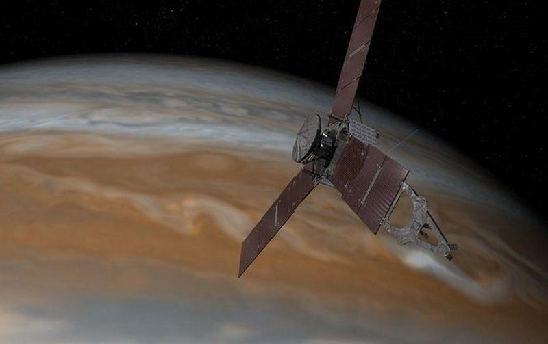 NASA опубликовало трейлер грядущей миссии по изучению Юпитера