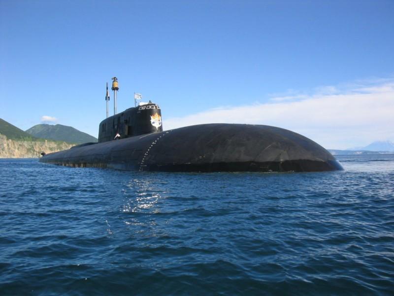 Латвия обнаружила у своих границ российскую субмарину