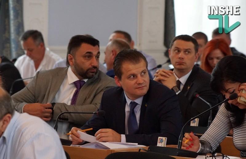 Депутаты горсовета дали поручение разработать комплексную схему размещения временных сооружений в Николаеве