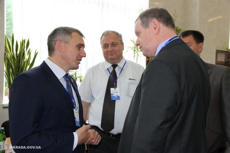 Мэр Сенкевич презентовал норвежским партнерам инвестиционный потенциал Николаева