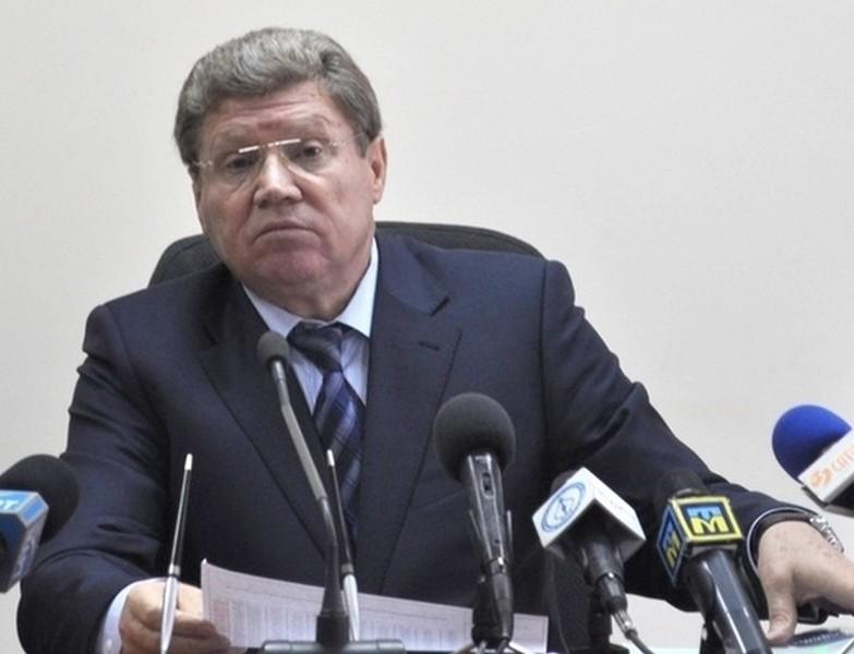 Николай Круглов отказался от мандата депутата Николаевского горсовета. Исправлено
