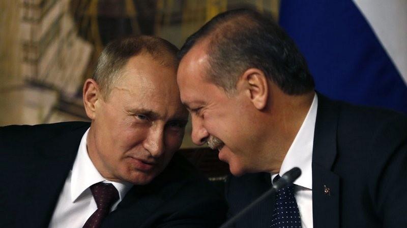 Эрдоган предложил Путину создать совместную группу по Карабаху
