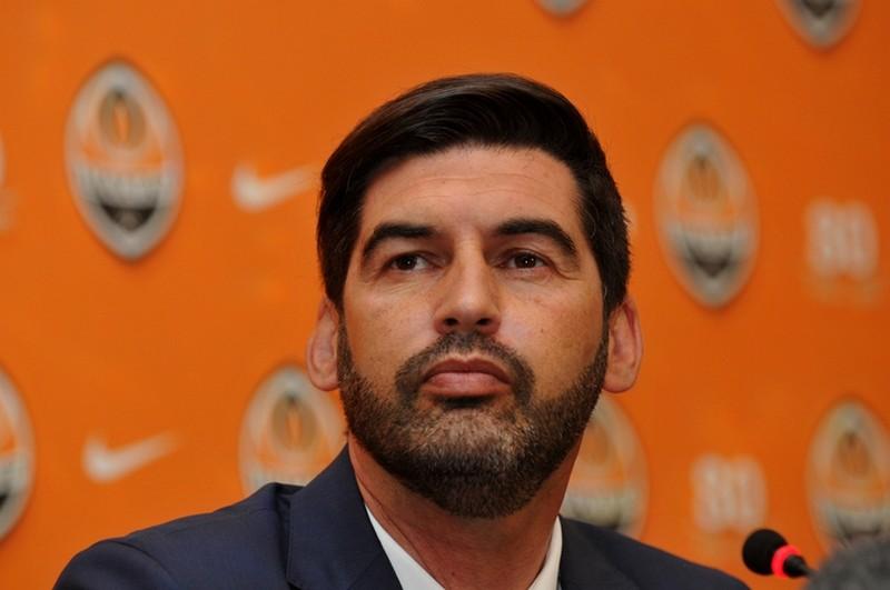 Португалец Паулу Фонсека, возглавлявший «Шахтер», стал тренером «Ромы»