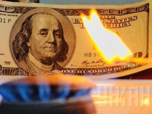 Украина покупает газ по $339,2. Это максимум с 2015 года