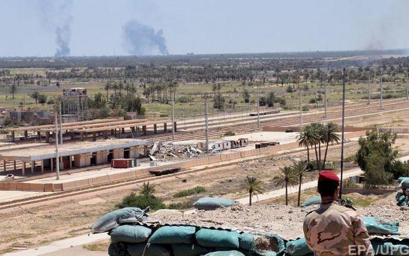 Ирак заявил о полном освобождении от боевиков ИГИЛ Фаллуджи, расположенной в 50 км от Багдада