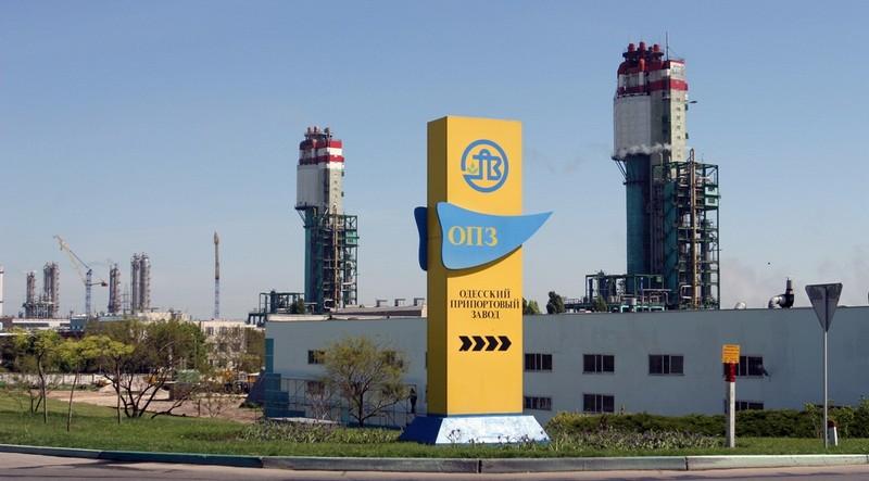 Одесский припортовый завод приостановил работу на фоне рекордных цен на газ 1