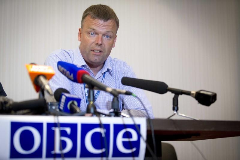 ОБСЕ о ситуации под Дебальцево: Стороны выдвинули войска, ситуация непредсказуема