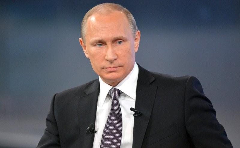 Путин одобрил закон РФ о запрете на денежные переводы в Украину