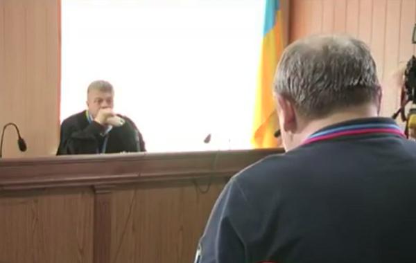 Последнее слово в суде экс-вицегубернатора Романчука: Левченко не знаю, а во время обыска выпили коллекционный виски
