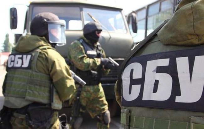 СБУ проводит обыски в Одесской ГСЧС: хотели уничтожить документы по колледжу