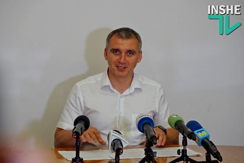 Мэр Николаева Сенкевич предложил «оппозиционера» Омельчука в качестве одного из своих заместителей