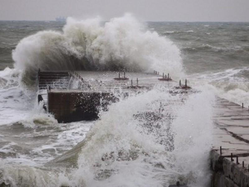 """В Австралии бушует тропический циклон """"Вероника"""""""
