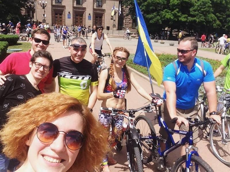 Велодень в Николаеве: попытка №2 собрала сотни участников