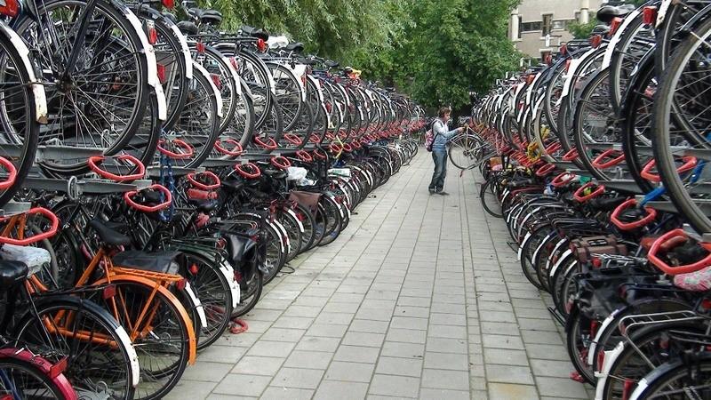 Из-за пандемии спрос на велосипеды в Украине вырос в 4 раза