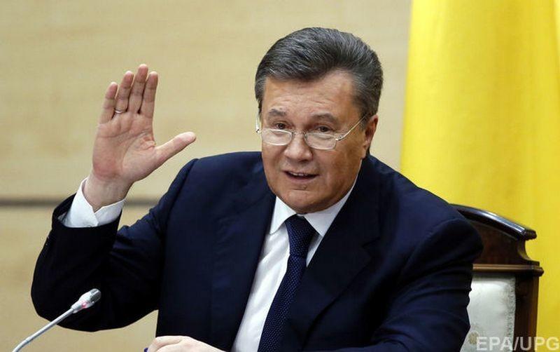 """Янукович требует очной ставки с Порошенко и Яценюком по """"делу о Майдане"""""""