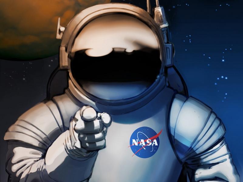 """""""Марс нуждается в вас"""": NASA забавно зазывает людей на Красную планету"""