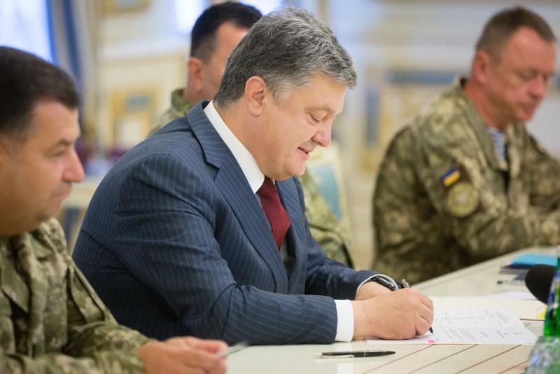 Президент установил День Сил специальных операций Вооруженных Сил Украины