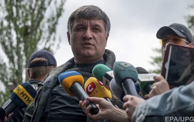 Аваков: Меня хотят обвинить в фальсификации выборов