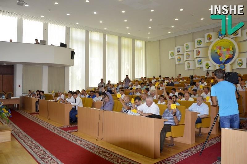 На дороги Николаевской области из областного бюджета выделили еще 21 млн.грн.