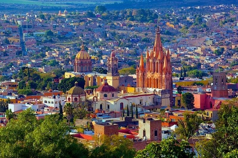 Лучшие города мира для путешествий в 2016 году по версии «Travel + Leisure»
