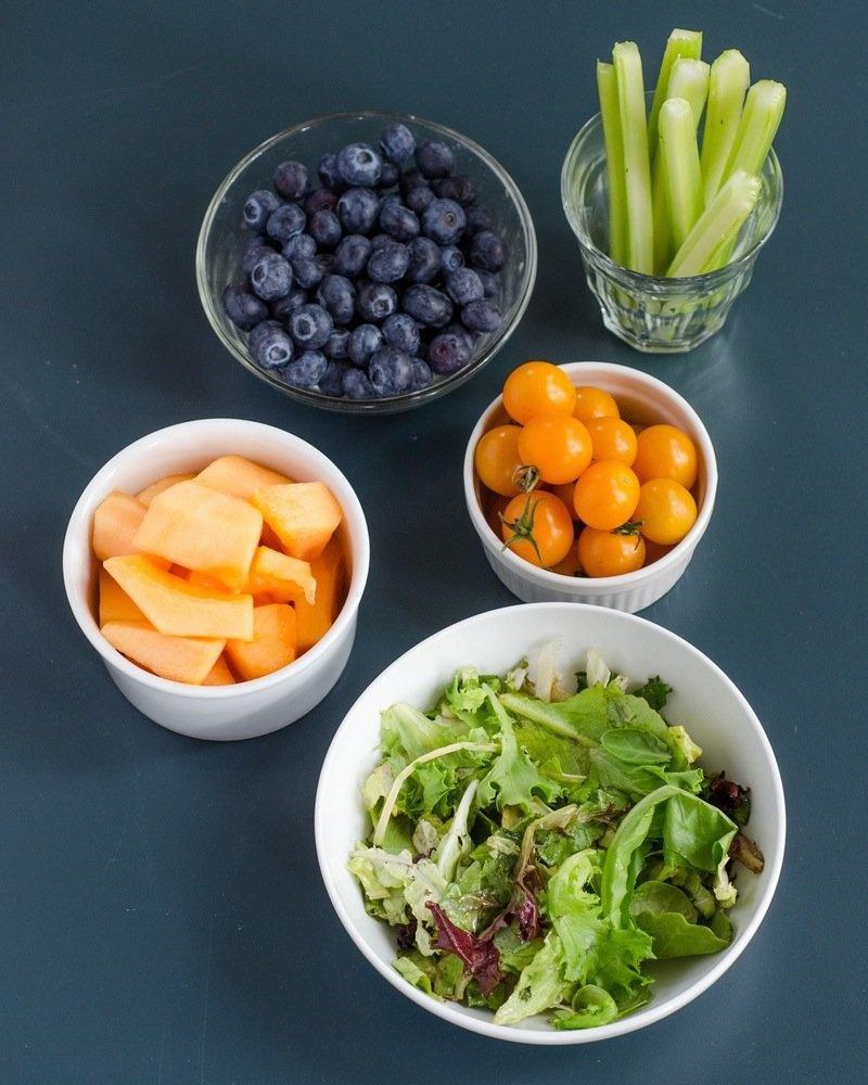 Овощная Фруктовая Неделя Диеты. Эффективная для похудения фруктово-овощная диета, примерное меню на неделю и отзывы