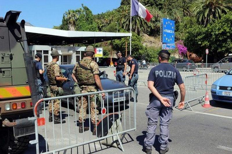 После теракта в Ницце Германия, Италия и Испания ужесточили контроль на границе с Францией