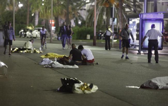 Теракт в Ницце: подробности трагедии во Франции