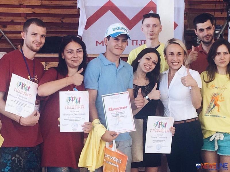 Студенческим мэром Николаева стал Рамиль Агабеков из николаевского филиала юракадемии Кивалова