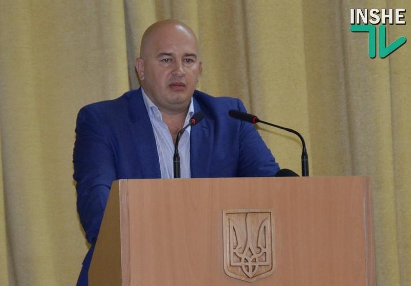 Суд восстановил Антощука в должности начальника Службы автодорог в Николаевской области