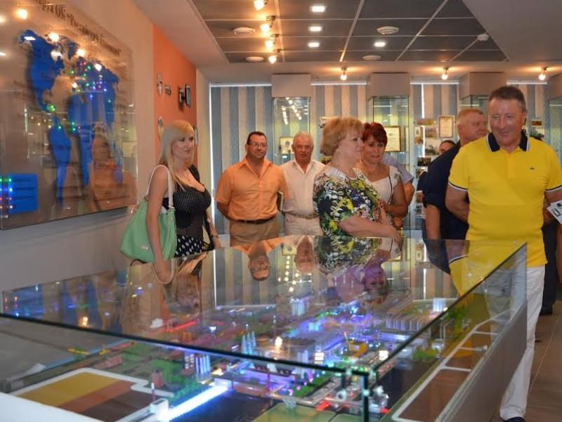 В Николаеве открылся еще один музей – на НГЗ