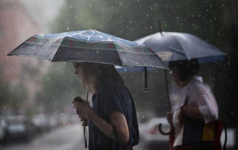 По Николаеву и области объявлено штормовое предупреждение