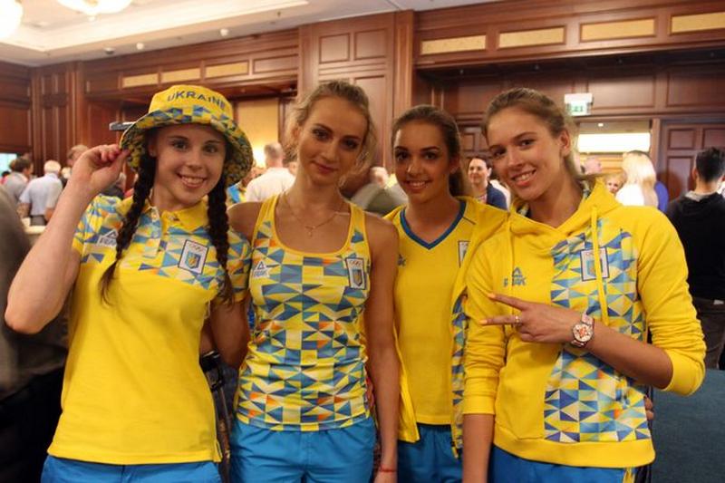 Украину на Олимпиаде в Рио-де-Жанейро представят 205 атлетов в 27 видах спорта