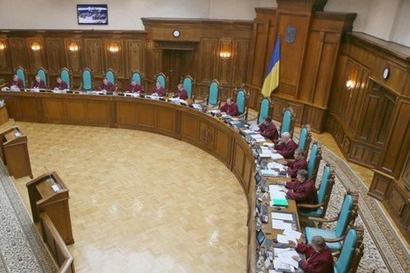 """Новым судьей КСУ стал кандидат от """"Слуги народа"""""""