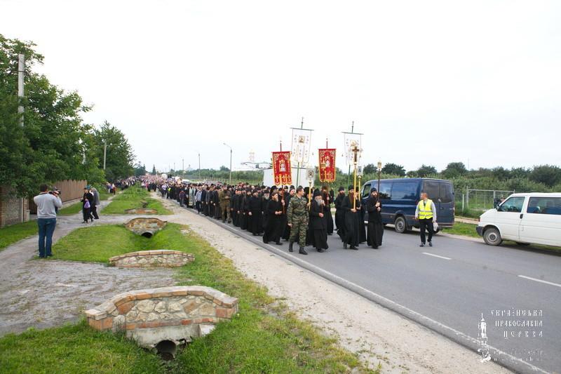 ГУР: российские спецслужбы хотят использовать крестный ход для провокаций