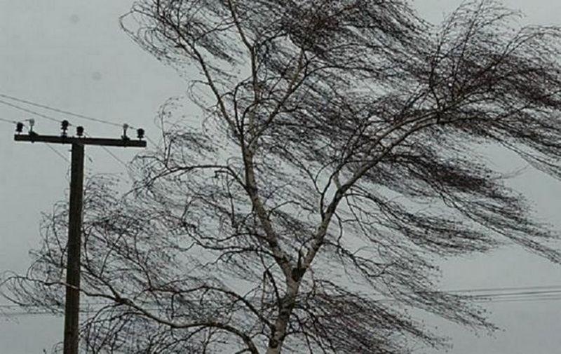 Погода на завтра: в Украине местами мокрый снег, температура до + 10