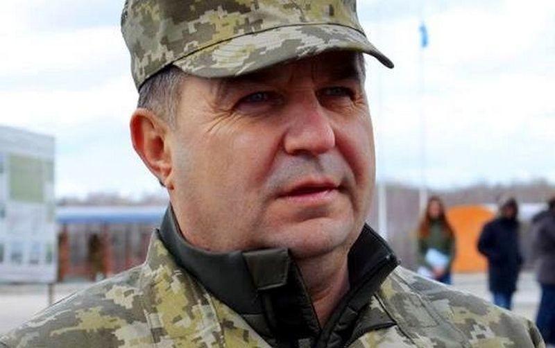 ВСУ, заняв новые позиции на Светлодарской дуге, не нарушила Минских соглашений, — Полторак