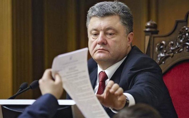 Порошенко и премьер Грузии скоординировали позиции по безвизовому режиму