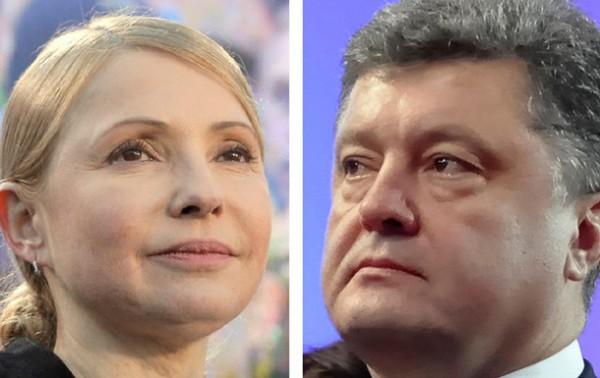 Тимошенко обошла Порошенко: обнародованы свежие президентские рейтинги