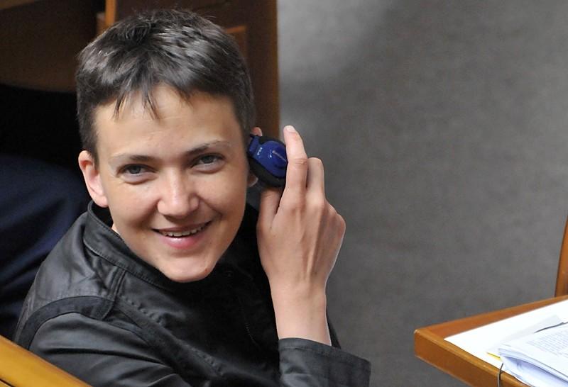 В СБУ заявили, что Надежда Савченко подтвердила участие в совместных с боевиками стрельбах