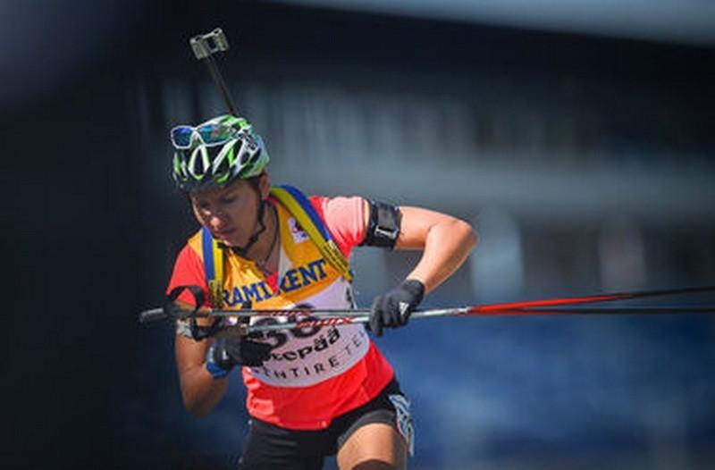 В добавок к «золоту»: Пидгрушная выиграла «серебро» летнего чемпионата мира по биатлону