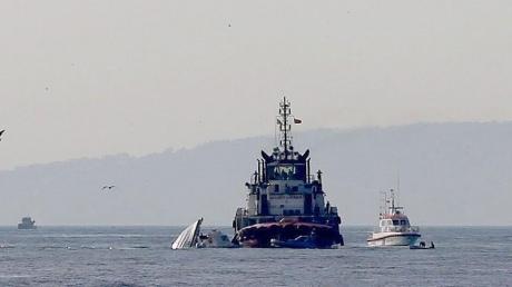 Сегодня перекрывали Босфор – там столкнулись сухогруз и катер береговой охраны
