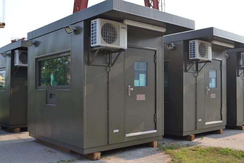На ЮУАЭС продолжается модернизация системы физической защиты