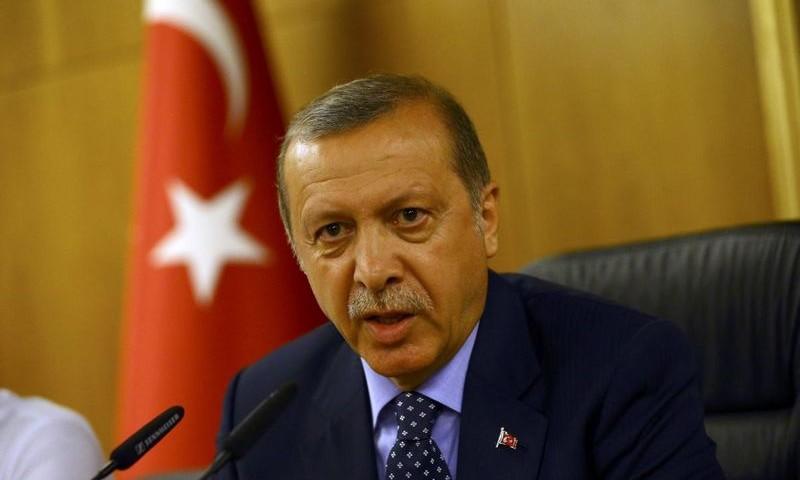 Турция не признает вхождение Крыма в состав России - Эрдоган 5