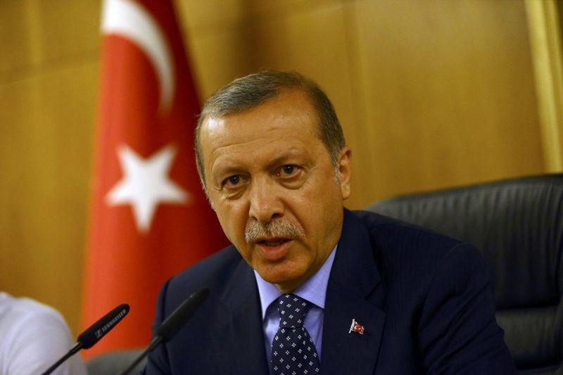 """Эрдоган поздравил Азербайджан с """"освобождением Шуши"""""""