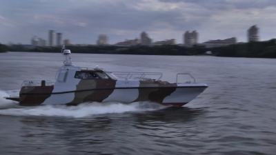 На побережье Николаевщины пограничники обнаружили 5 браконьерских ловушек с 50 кг рыбы