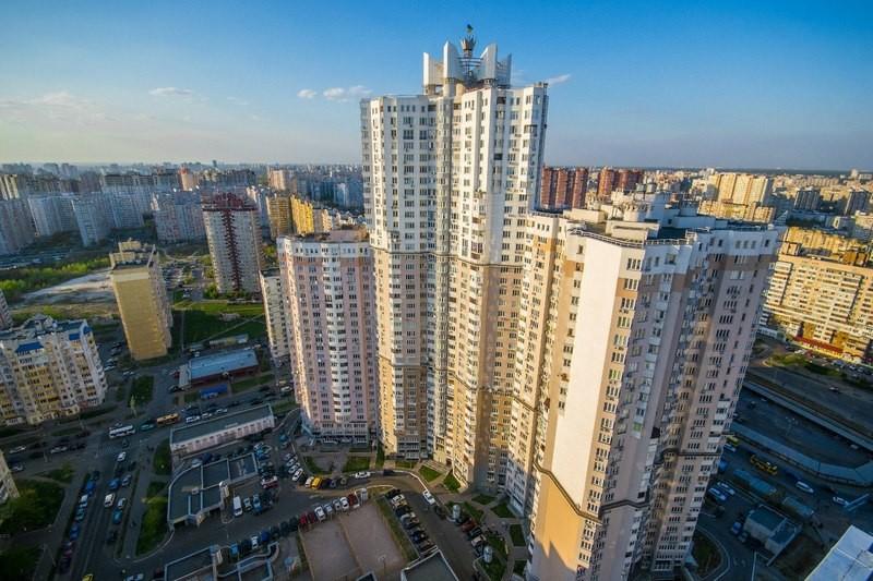 В Украине начнут строить небоскребы – уже можно