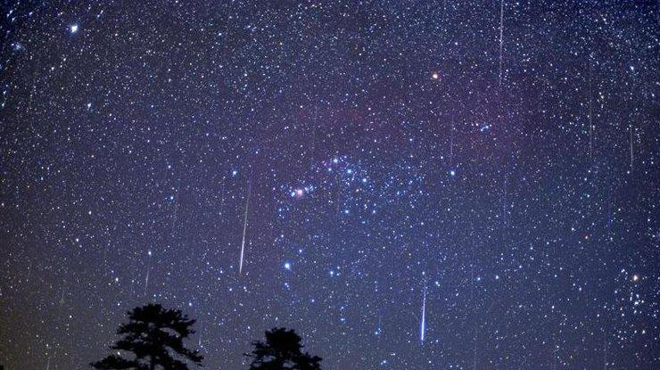 Этой ночью метеорный дождь достигнет своего пика: где и как следить за самым ярким звездопадом года