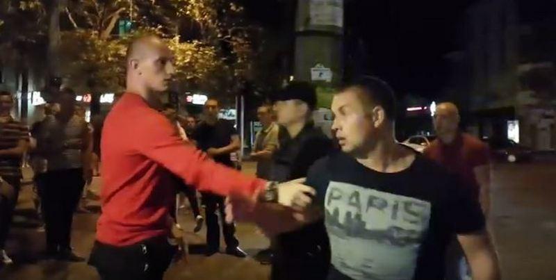 Пока Геращенко обещает назвать имена николаевских «мажоров», унизивших патрульных, Давид Арахамия одного уже назвал