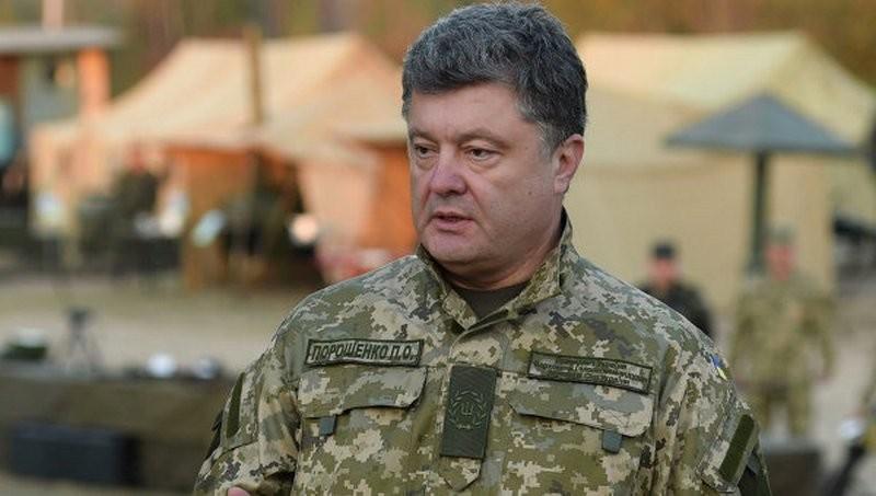 Украина тратит на оборону больше, чем некоторые страны НАТО, — Порошенко